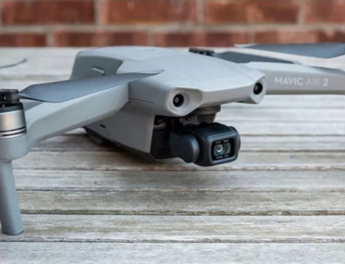 DJI Mavic Air 2: A 360° Drone Camera