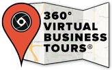 360° Virtual Business Tours® Logo
